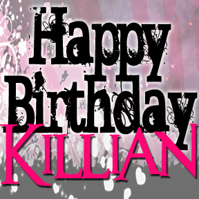 Happy Birthday Killian